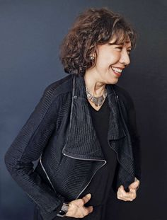 A Day at the Office With Lily Tomlin -- Vulture