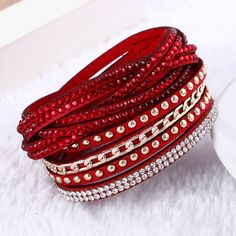 2016 New Unisex Multilayer Leather Bracelet Christmas Gift Charm Bracelets Vintage Jewelry For Women Pulsera //Price: $1.52 & FREE Shipping //     #trending    #love #TagsForLikes #TagsForLikesApp #TFLers #tweegram #photooftheday #20likes #amazing #smile #follow4follow #like4like #look #instalike #igers #picoftheday #food #instadaily #instafollow #followme #girl #iphoneonly #instagood #bestoftheday #instacool #instago #all_shots #follow #webstagram #colorful #style #swag #fashion