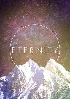 Eternity Art Print by Mason Denaro