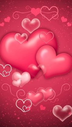 Heart Wallpaper, Love Wallpaper, Wallpaper Backgrounds, Boss Up Quotes, Heart Poster, Pretty Wallpapers, Love Heart, Hearts, Aesthetics