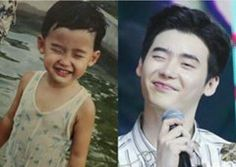 So cute Lee Jong Suk