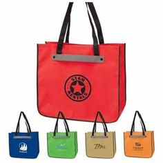 Simply Suited Promo Tote Bag - As low as $1.59 each with imprint!