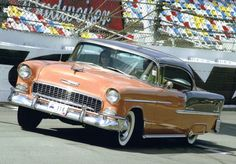 1955 Chevrolet Bel Air Sport Coupe Maintenance/restoration of old/vintage vehicles: the material for new cogs/casters/gears/pads could be cast polyamide which I (Cast polyamide) can produce. My contact: tatjana.alic@windowslive.com