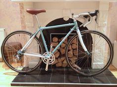 Surly Cross Check blue 46cm build