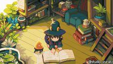 Witch Gif, 3d Pixel, Pixel Art Games, 8 Bit, Billie Eilish, Game Design, Game Art, Witches, Chill