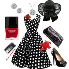 I like this one. The heels would be wicked by the fifth race, though. Kentucky Derby, created by tx-redhead on Polyvore #ILoveKentucky