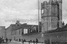 Anne Boleyn Castle, Green Street, Upton Park, London. c.1905