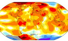 We just lived through the hottest August on record, in the hottest summer on record, during the hottest 11 months on record, according to a report released Monday by NASA. NASA has been analyzing global temperatures going all the way back to 1880 —… Nasa, Extreme Weather, Global Warming, Renewable Energy, Climate Change, Christmas Bulbs, Environment, Recorded History, June