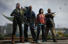 WORLD WAR Z new co-op shooter from Mad Dog Games and Saber Interactive has been released for PC, and Xbox One. Black Stone Cherry, Left 4 Dead, Playstation, Film World War Z, Brad Pitt, Farming Simulator, Z Movie, Tokyo, Third Person Shooter