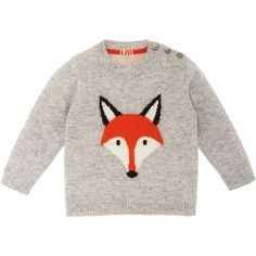 Christopher Fischer Fox Sweater