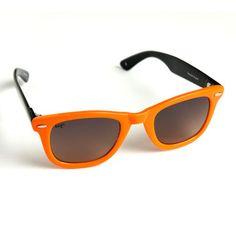 4sight Sunglasses: Adventurers Shades Orange