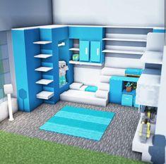 Minecraft Mansion, Minecraft Cottage, Easy Minecraft Houses, Minecraft House Tutorials, Minecraft Room, Minecraft Plans, Minecraft Tutorial, Minecraft Blueprints, Minecraft Creations