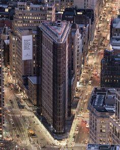 Flatiron Building, Brooklyn Bridge, Empire State, Travel, Viajes, Destinations, Traveling, Trips