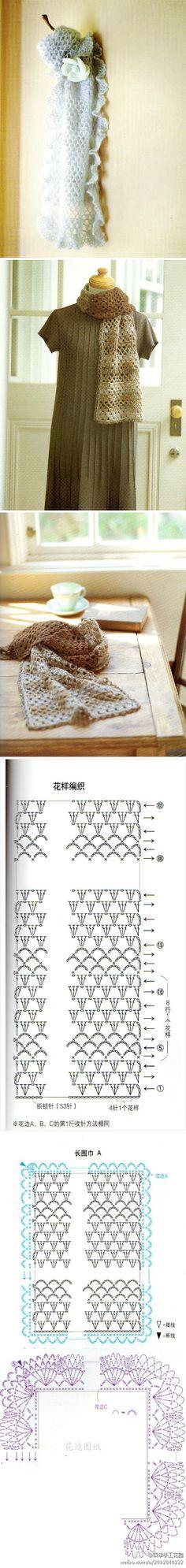 手工 生活 艺术 钩花 钩针…_来自明媚xy2010的图片分享-堆糖网
