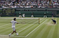 Novak Djokovic Beats Roger Federer In Four Sets To Win Wimbledon Title