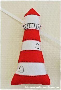 сшить маяк из ткани - Поиск в Google