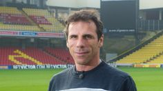 Gianfranco Zola reveals to TOPMAN GENERATION which teams he believes play the beautiful game and why he's not missing the top flight.  http://tpmn.co/Svpwss
