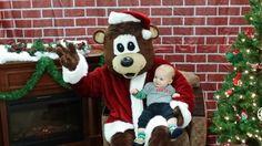 Feddy loves babies!