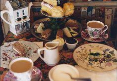 http://www.teaandsympathy.com/#!catering-menu/c1188  Obvi could have Tea & Sympathy Victoria Sponge