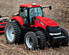 Tractores Case Magnum 235, 260 Y 290