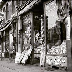 Barbershop Design, Vintage Interior Design, Barber Shop, Traditional, Modern, Shops, Memories, Inspiration, Drawing