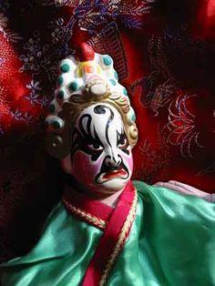 Chinese Opera in Beijing
