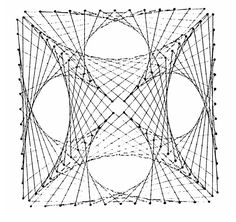 string art patterns - Google zoeken