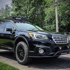 Image result for lifted subaru outback