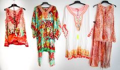 Love the vibrating colours of Ruby Yaya collection ! Available in South Africa Easy Wear, Resort Wear, South Africa, Kimono Top, Cover Up, Colours, How To Wear, Shopping, Clothes