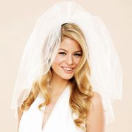 Wedding Veil Tips & Trends -- how to find a veil that's perfect for you! // TheKnot.com