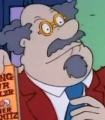 Dr. Lipschitz knows everything about babies. EVERYTHING.