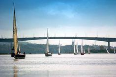 Derry~Londonderry Peace Bridge