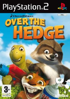 Over The Hedge (PS2): Amazon.co.uk: PC & Video Games
