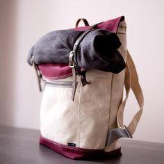 Backpack no.3 for men and women - Moop