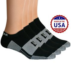 54af4ea937b79 MudGear No-Show Running Socks (2 Pair Pack)