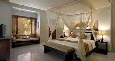 Spacious bedroom #kunjavillas #bali
