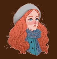 Anne Shirley, Disney Characters, Fictional Characters, Aurora Sleeping Beauty, Disney Princess, Art, Art Background, Kunst, Gcse Art