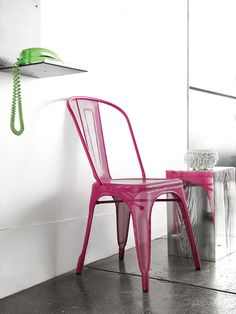 Tolix® Marais A Chair  Designed by Xavier Pauchard | Sweetly yours.