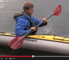 How to Edge Your Kayak: tips for increasing your comfort, balance, and maneuverability