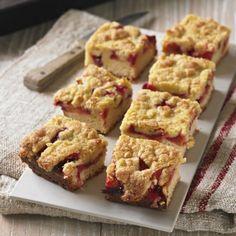Plum Jam Crumb Cake. #summer #fall #desserts