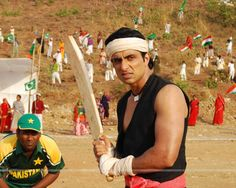 Indians playing cricket   Sonu Sood playing a cricket - Wallpaper (Size:1280x1024)