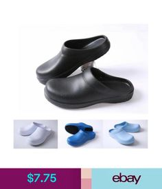 37c28e1c5a Occupational Men Women Chef Shoes Kitchen Nonslip Safety Shoes Oil  amp   Water Proof For Cook