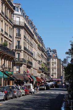 Rue des Archives, Paris 3ème