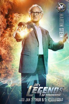 Legends of Tomorrow fait le plein de posters | COMICSBLOG.fr