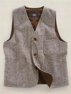 Wool Duncan Vest - See All  CONCEPT_SHOP_2 - RalphLauren.com