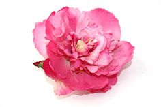 Raspberry Pink Peony  4 Inches  Silk Flower by simplyserra on Etsy
