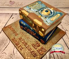 Dungeons & Dragons cake - May 2020 Cake Business, Cake Makers, Novelty Cakes, Homemade Cakes, Business Supplies, Dungeons And Dragons, Decorative Boxes, Homemade Muffins, Cakes