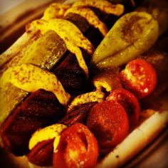 Try our Chicago dog during National Hot Dog month! #theartisanrocks