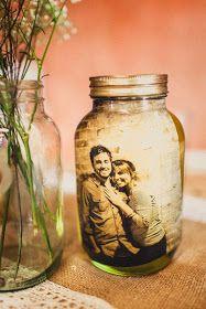 Emma's Home Ideas : The Mason Jar Project: 10 Stunning Ideas for Mason Jars
