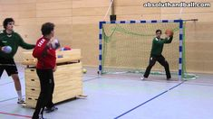 Goalkeeper training (2)
